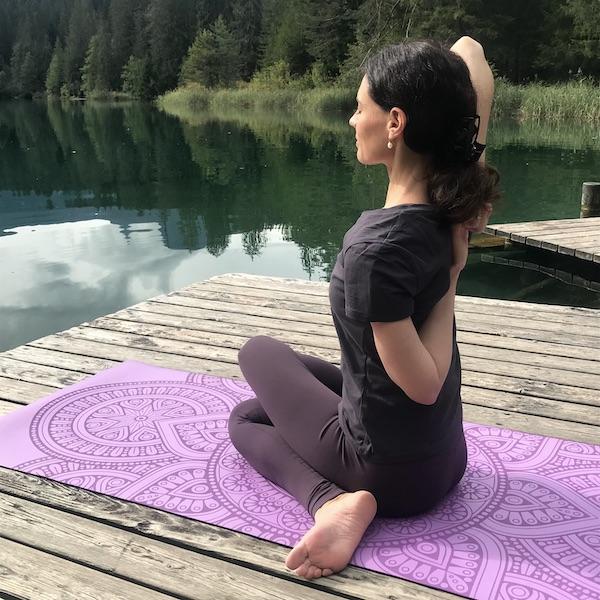 Super rutschfeste Yogamatten
