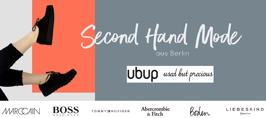 Second Hand Mode aus Berlin - used but precious