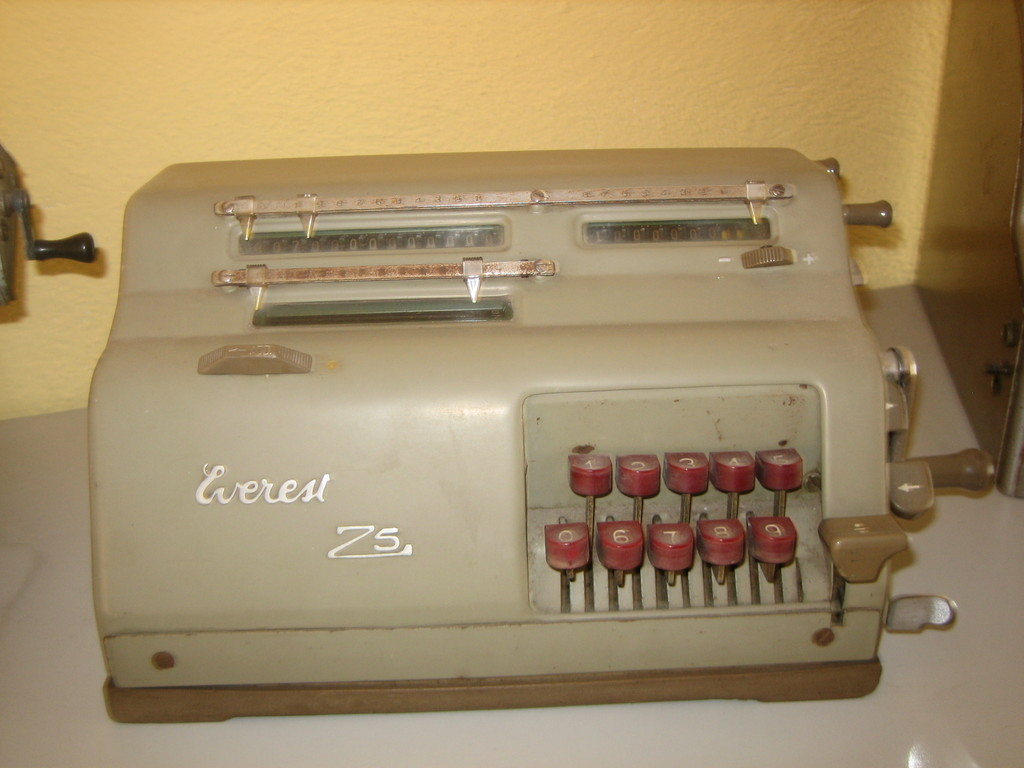 Everest Z5 - Anno: 1955