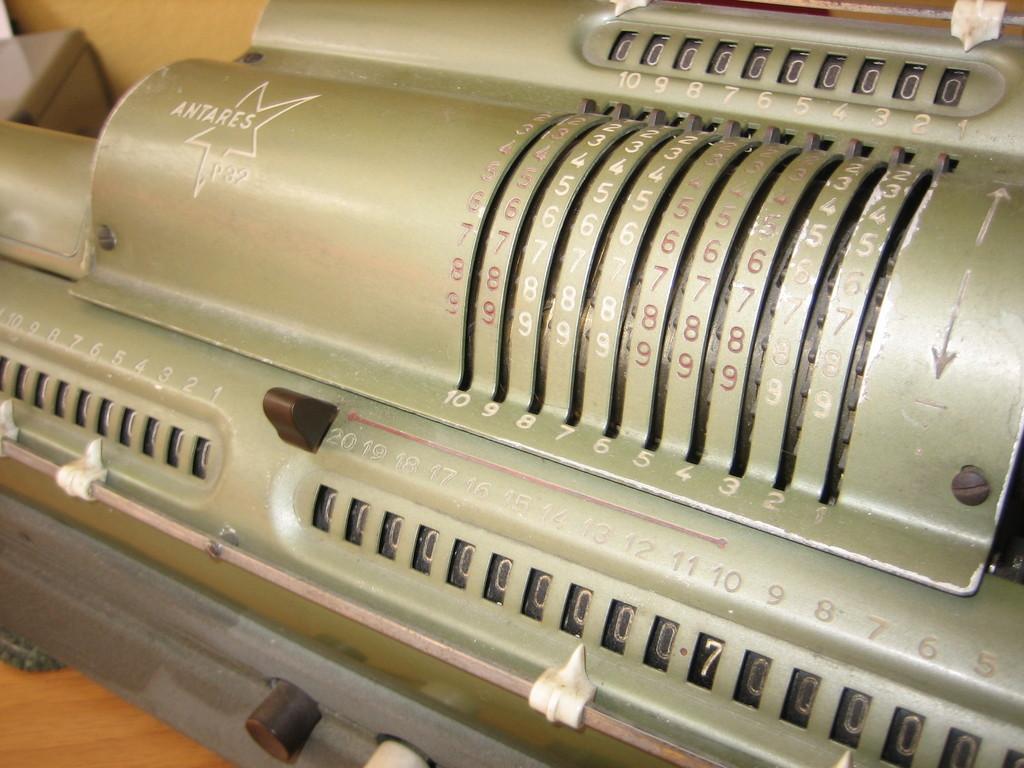 Antares P32 - Anno: 1950