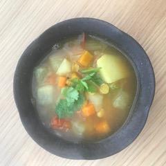 野菜のサンバル