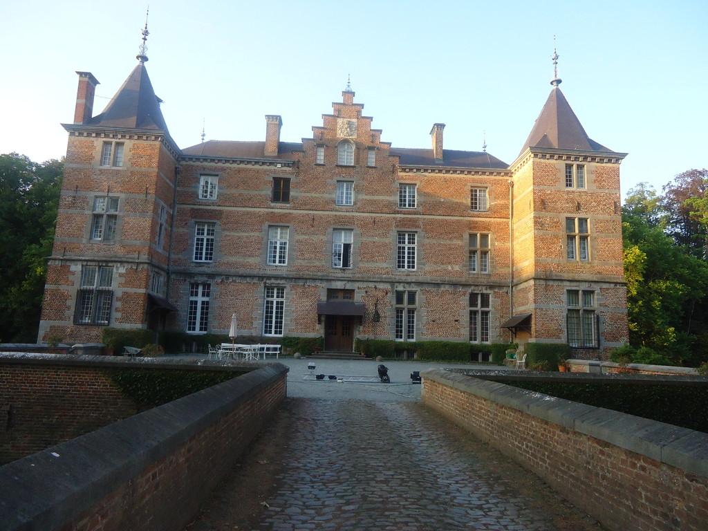 ANVAING Le Château les 8 & 9 juillet