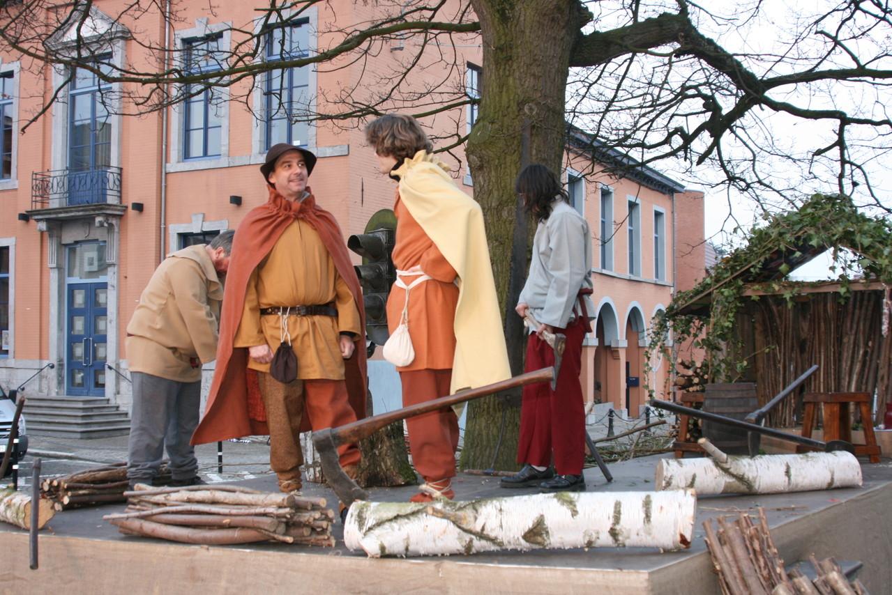 Gauthier de Tournai et son disciple Candide nous content cette épopée