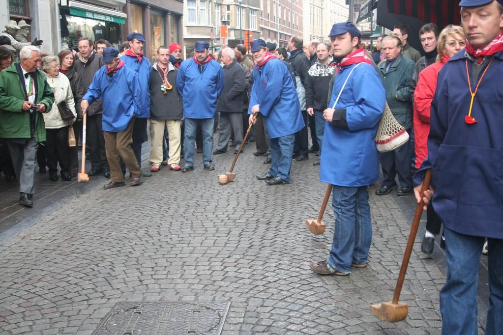 Second cholage dans les rues de la capitale