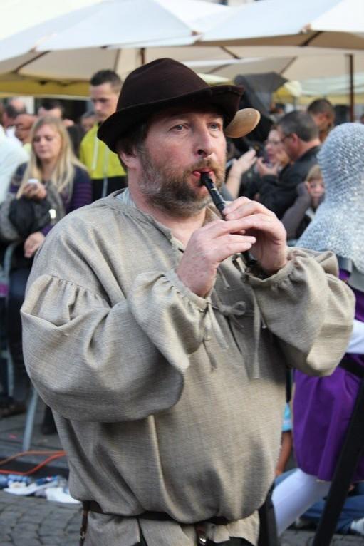 Gérard aux flûtes