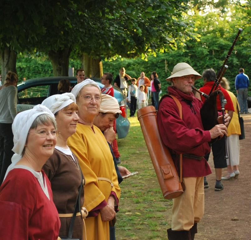 CHIEVRES Feux de Saint-Jean