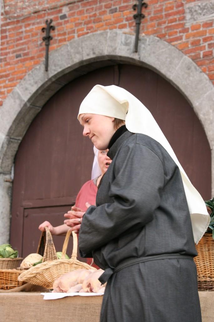 Les couvents attirent beaucoup d'adhérents
