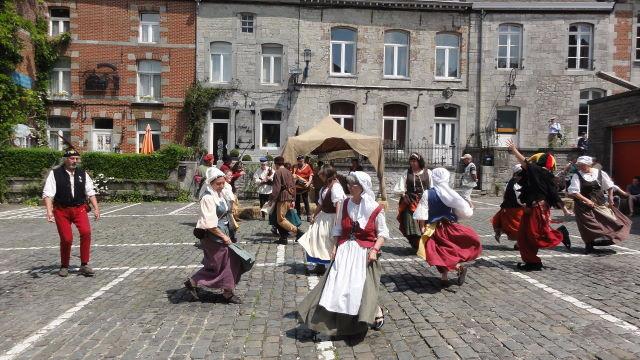 CHIMAY Fête médiévale