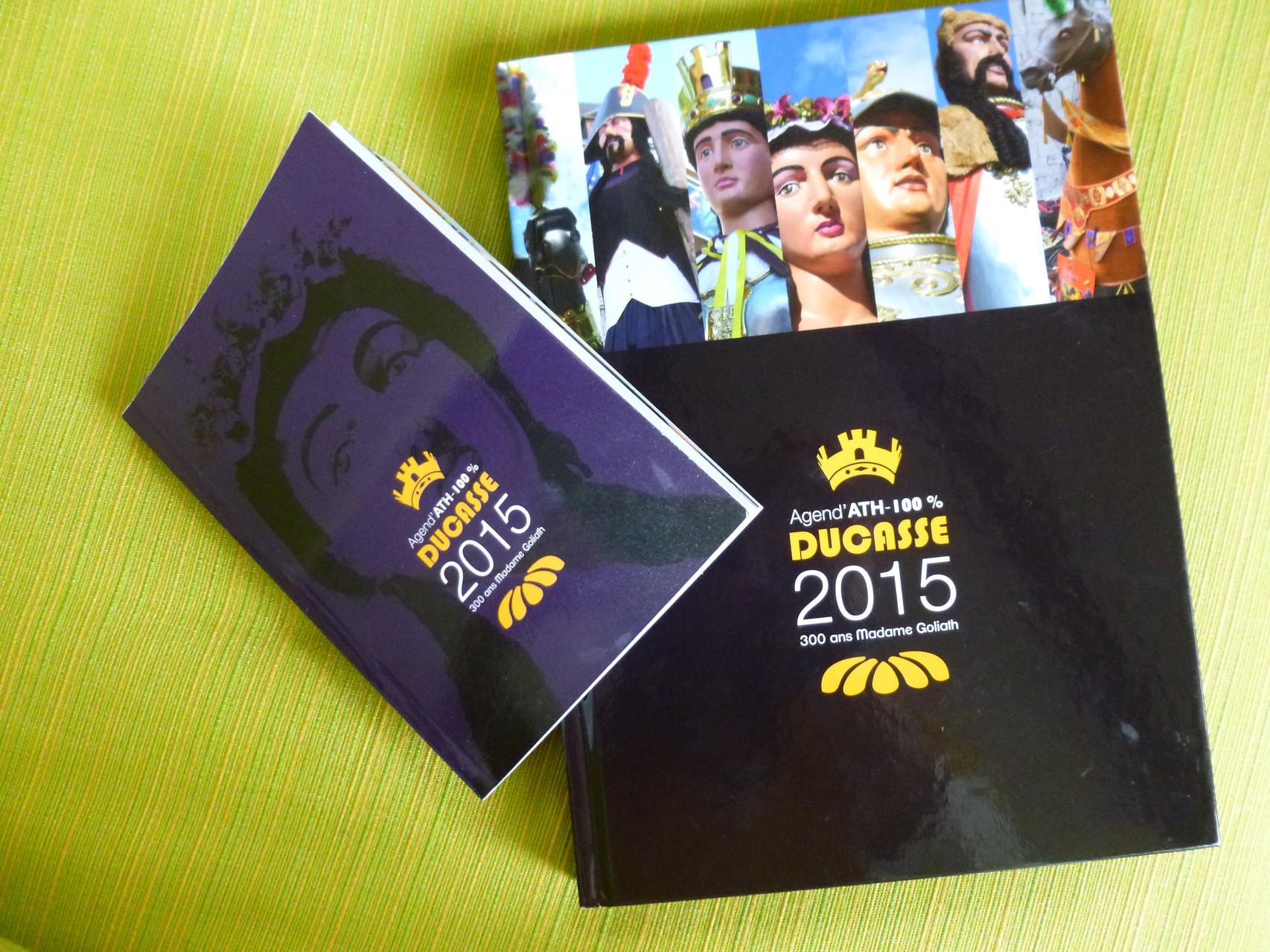 Quelques extraits de l'agenda 2015