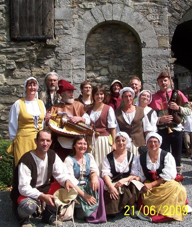 ANTOING Fête médiévale
