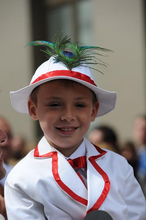 L'indéniable vedette de la Ducasse 2012 : David