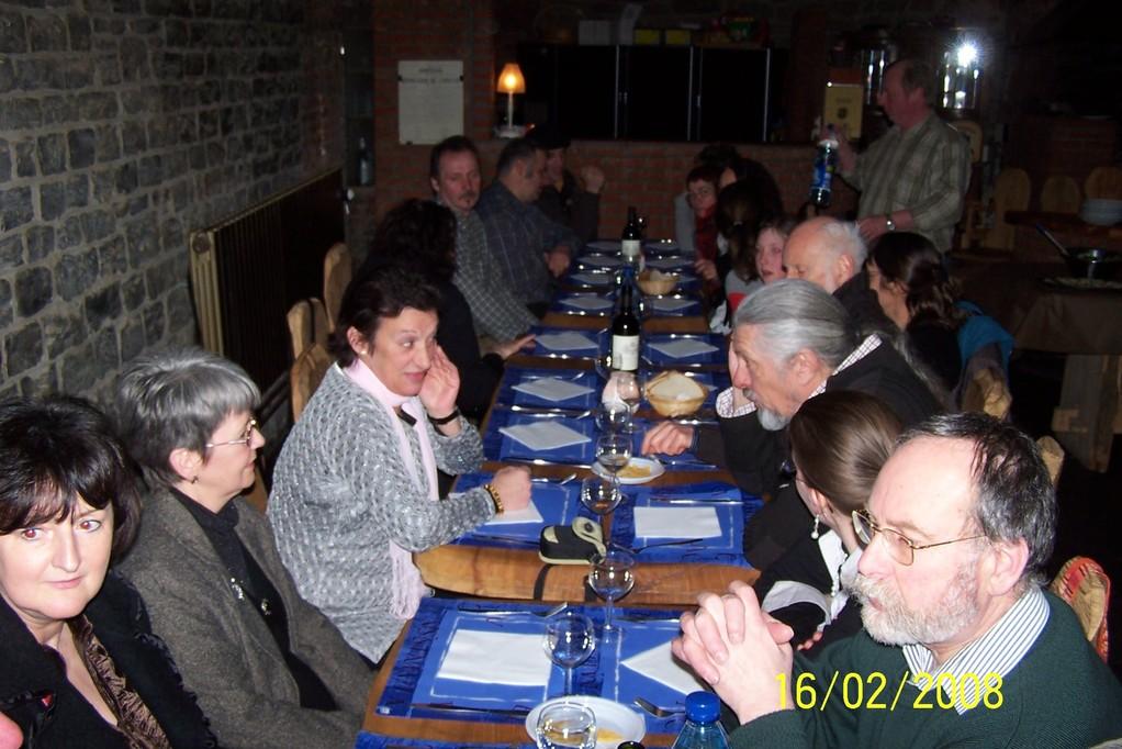 MONTMIRAIL  Banquet de fin d'année