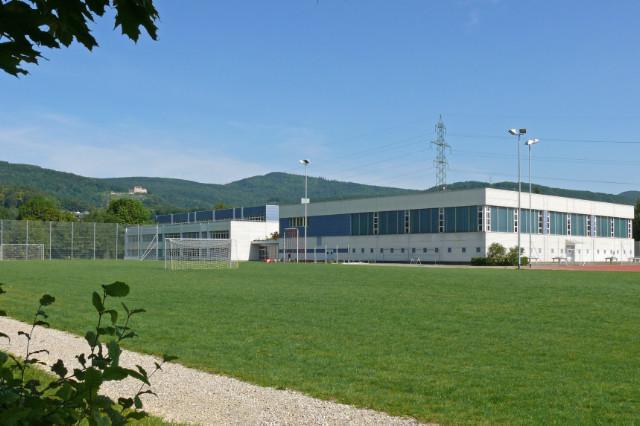 Kreisschule Mittelgösgen Südwestansicht