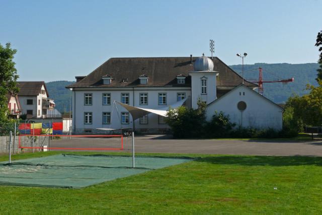 Kleinfeldschulhaus Nordseite