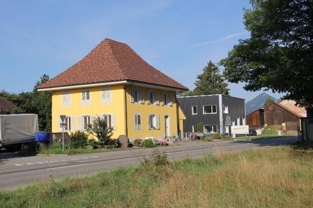 Altes Schulhaus an der Oltnerstrasse Nordostansicht