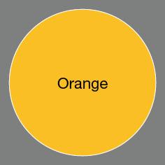 Visitenkarten Multiloft Inlay Orange Beidseitig 4 4 Farbig Oder Einseitig 4 0 Farbig Skala Bedruckt Größe 8 5 X 5 5 Cm