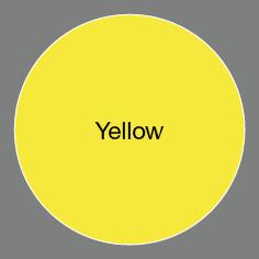 Visitenkarten Multiloft Inlay Yellow Beidseitig 4 4 Farbig Oder Einseitig 4 0 Farbig Skala Bedruckt Größe 8 5 X 5 5 Cm
