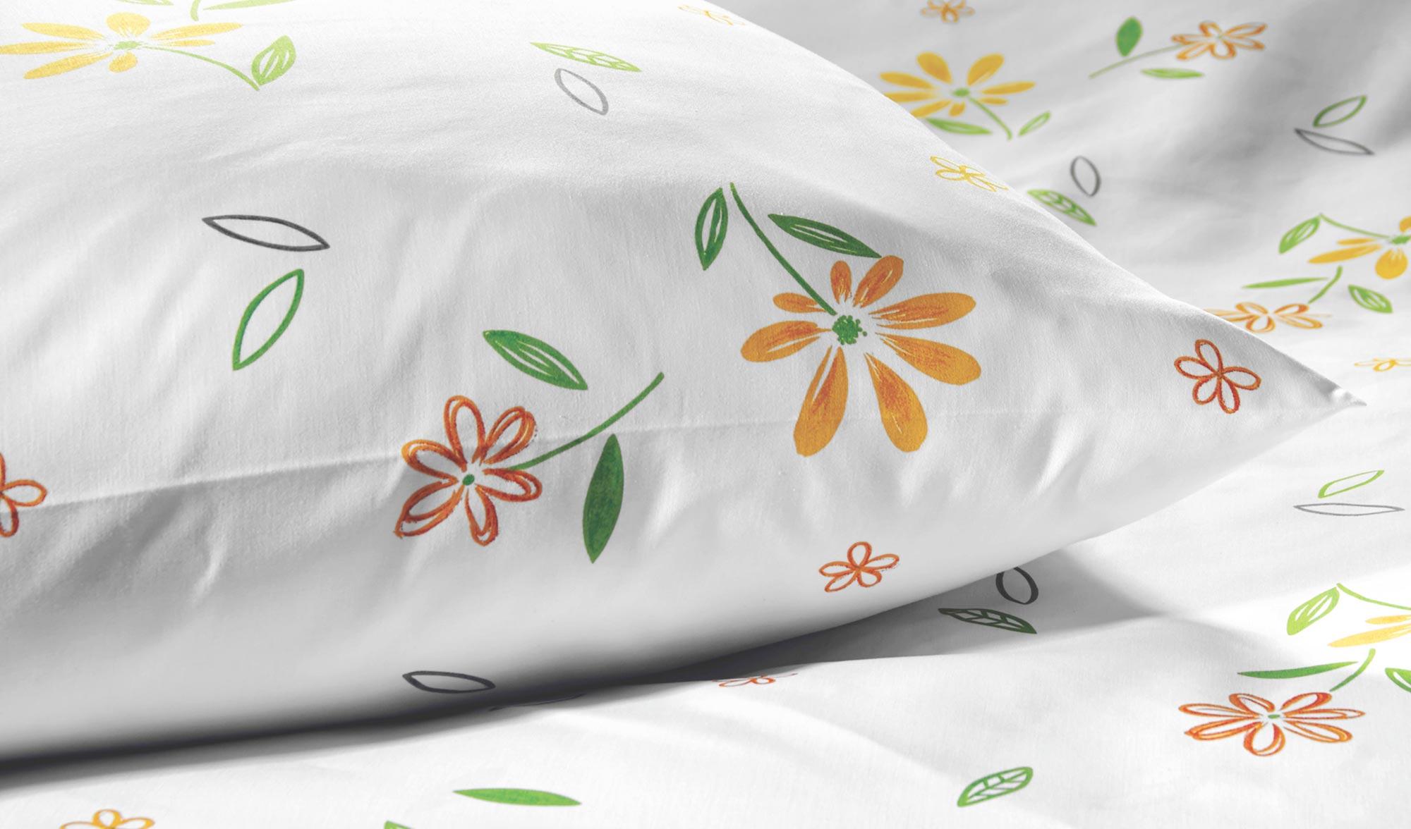 Pflegeheim Bettwäsche Ravenna floral