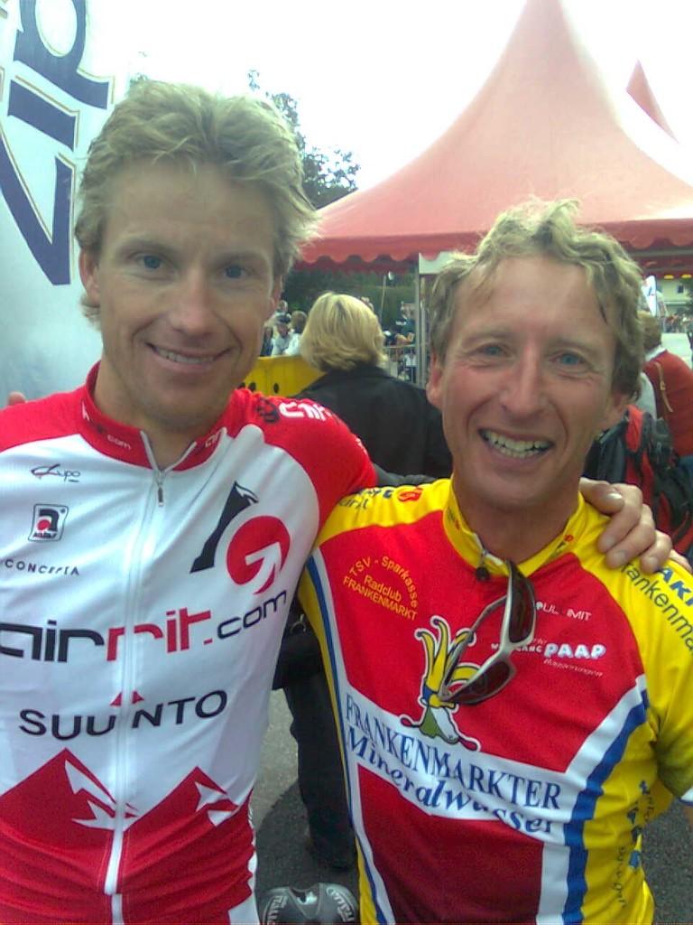 Glomser und Hannes bei Transferverhandlungen :D