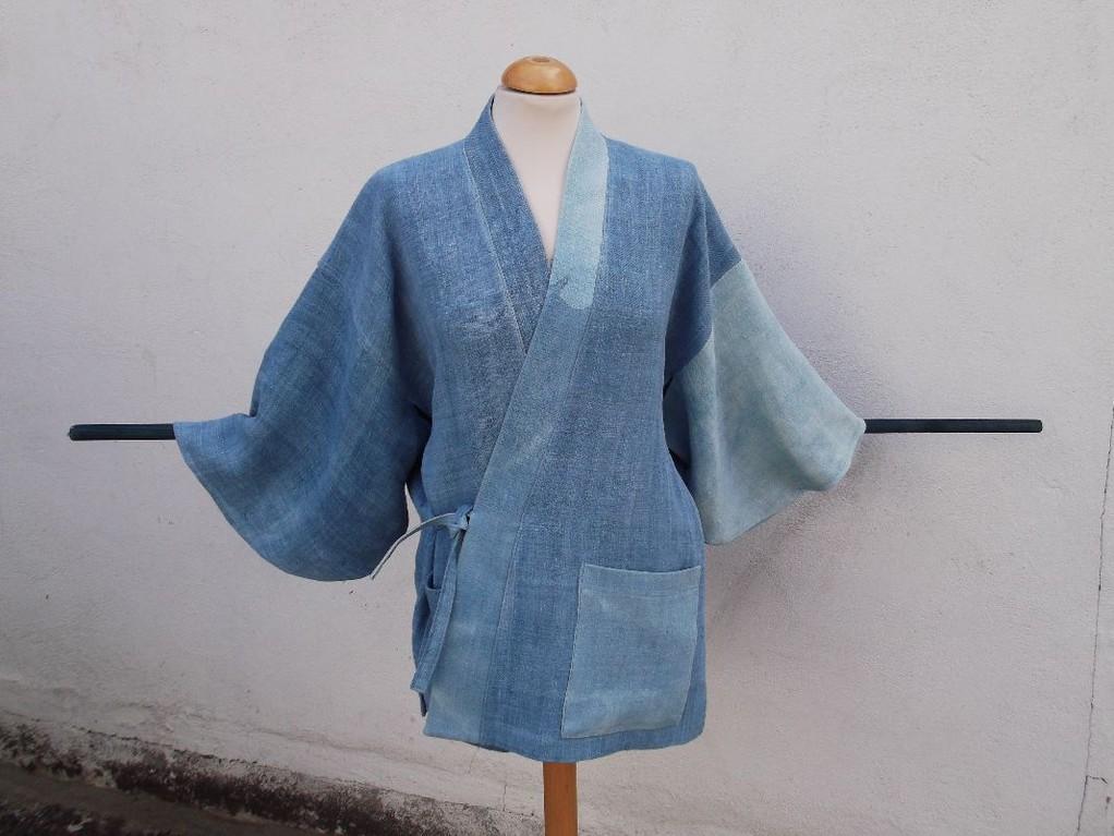 Kimono en lin