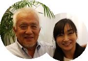 有田教授と大八木