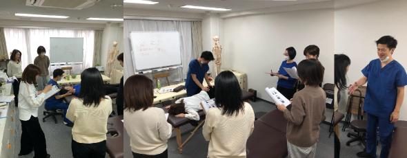 小顔頭蓋骨調整&骨盤調整講座の画像(12/11大阪)