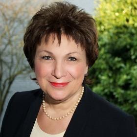 Pressefoto Maria Pfordt, Bürgermeisterin der Stadt Bergheim
