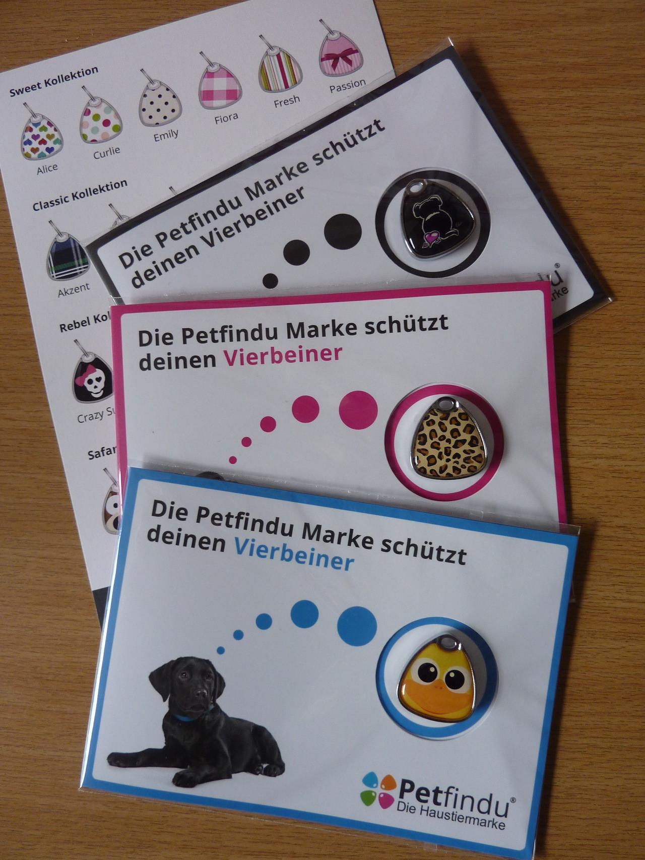 Petfindu - die Haustiermarke