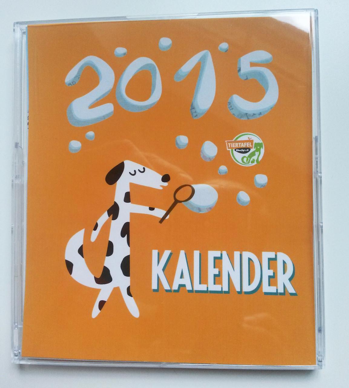 Kalender im CD Format