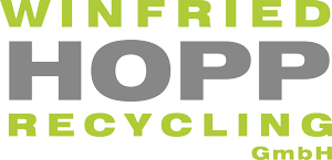 Logo Winfried Hopp Recycling