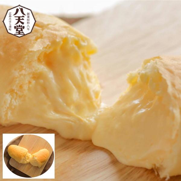 八天堂 クリームコッペパン店頭限定販売中!