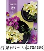 奏 清泉 20,800円コース