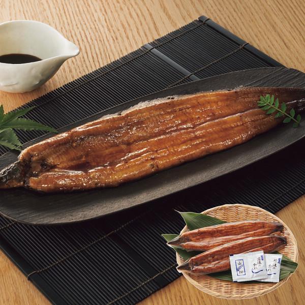 愛知県三河産 炭火手焼きうなぎ蒲焼(長焼)2尾