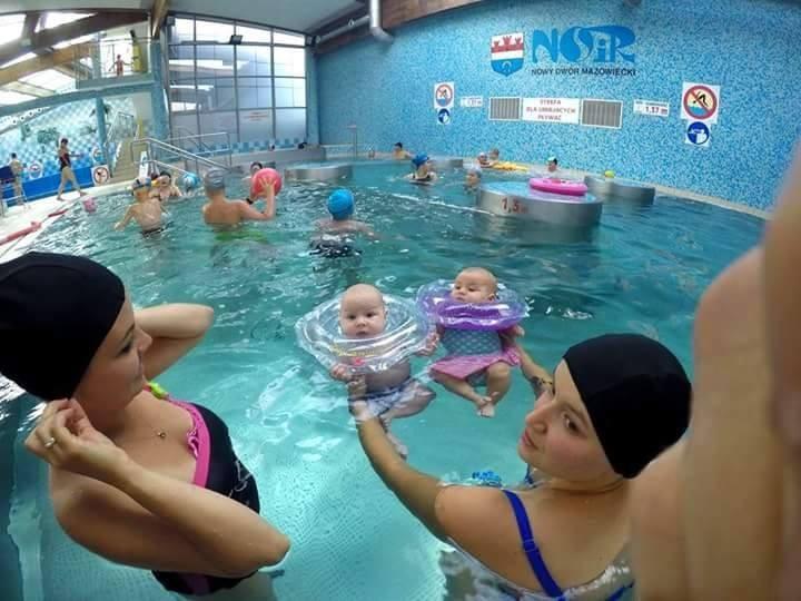 Schwimmhilfe baby