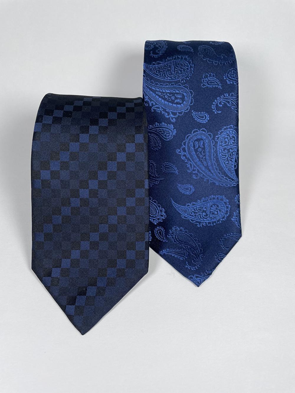 自然素材オリジナルネクタイ