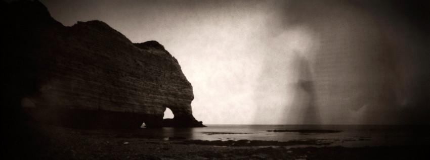 Lueur de mer, Etretat 2012 © Annick Maroussy Amy