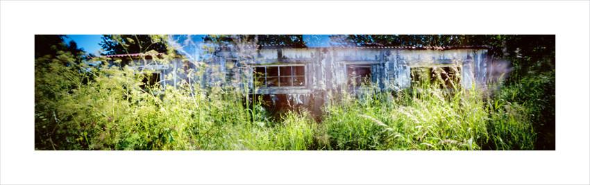 Dans la nature, Abandon, 2010, L120 x H37 cm, 1/30