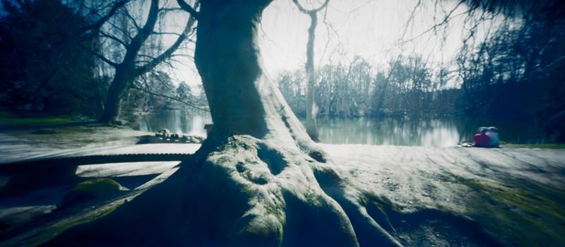 Contemplation infinie, 2009, H47 × L90 cm, 1/30 © Annick Maroussy