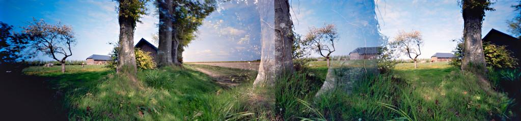 La normandie printanière, 2010, L120 cm x H37 cm, 1/30,  © Annick Maroussy
