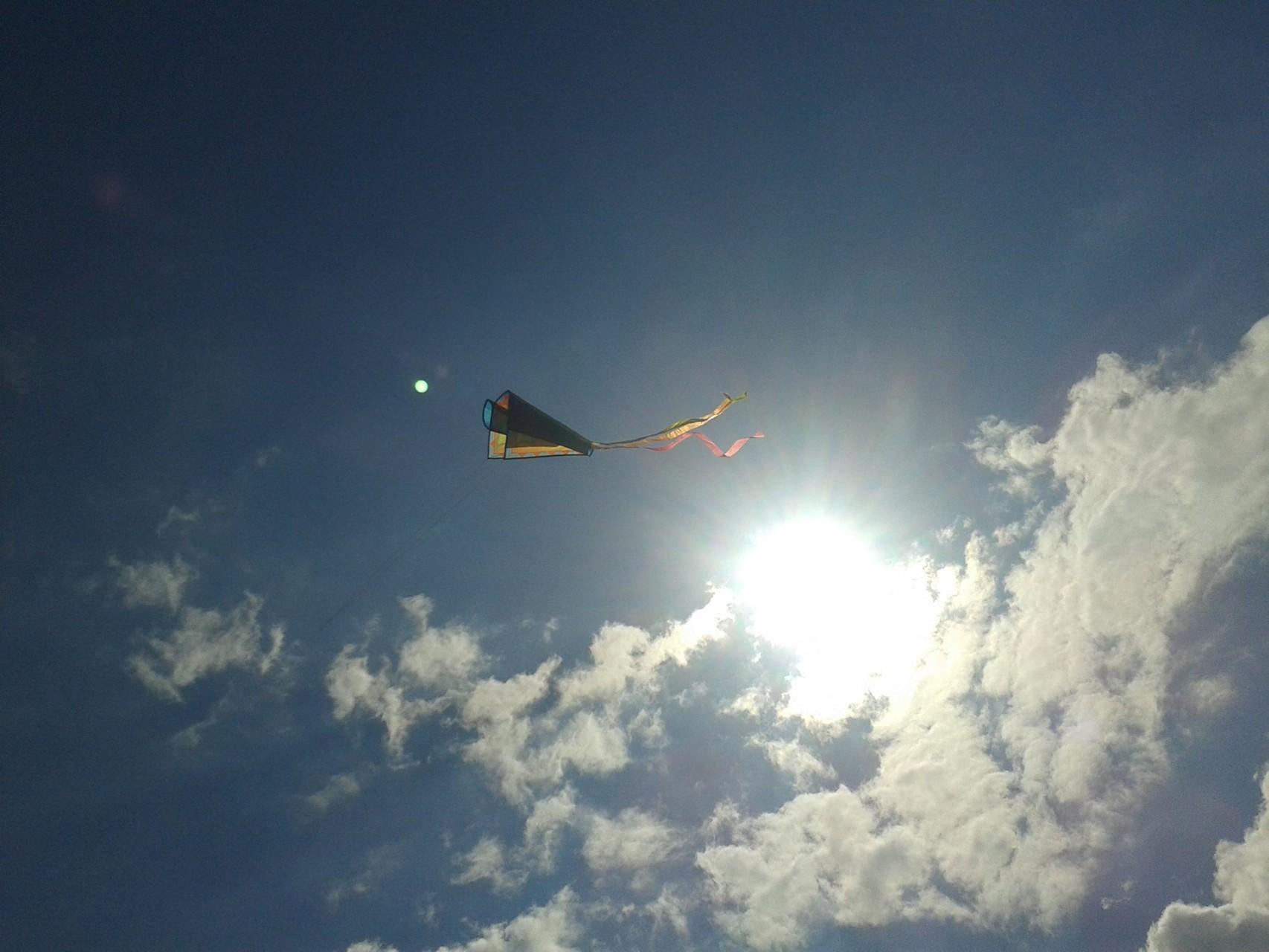 Au weia! Drachen am Himmel über Deutschland ...