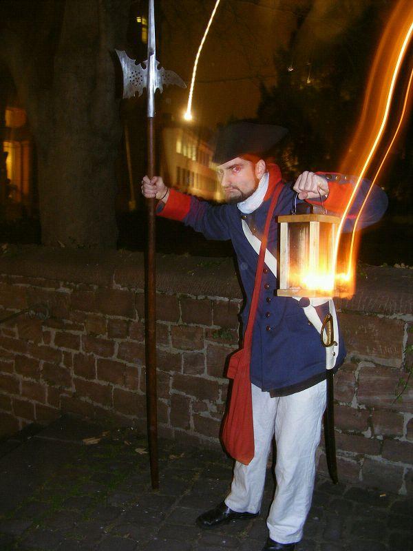 Mit dem Nachtwächter durch Heidelbergs Gassen