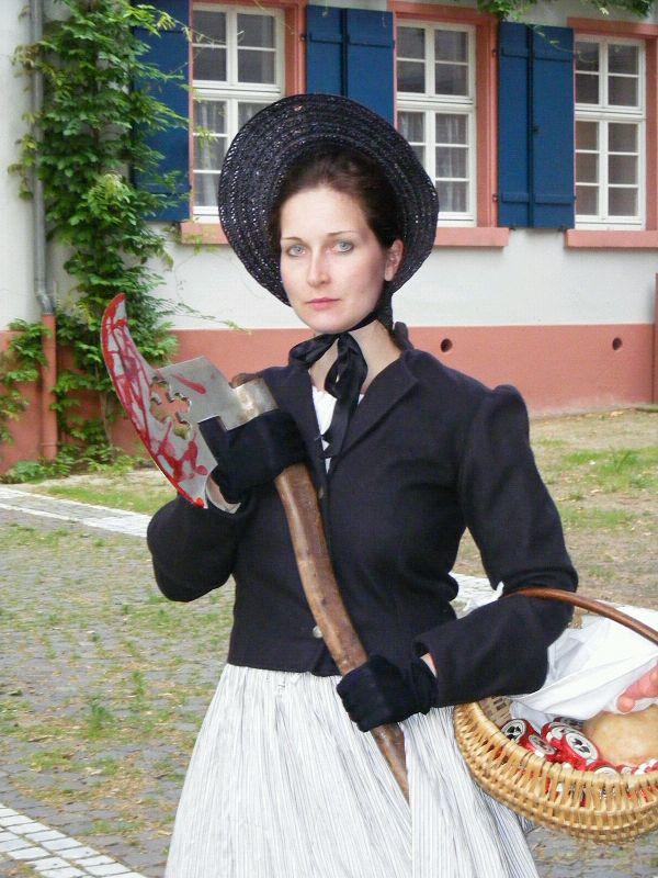 Stadtrundgang Heidelberg mit der Henkerstochter