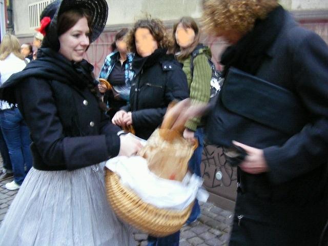 die Henkerstochter, Heidelberg