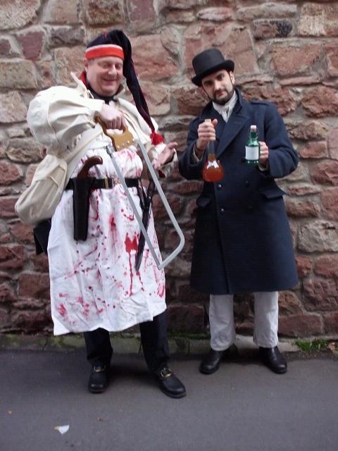 Medizingeschichte Führung Heidelberg