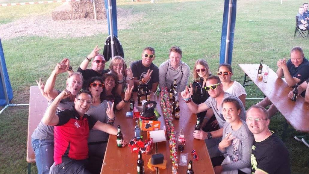 Harzer Keiler Run 2015 & 2nd anniversary of the Mudders