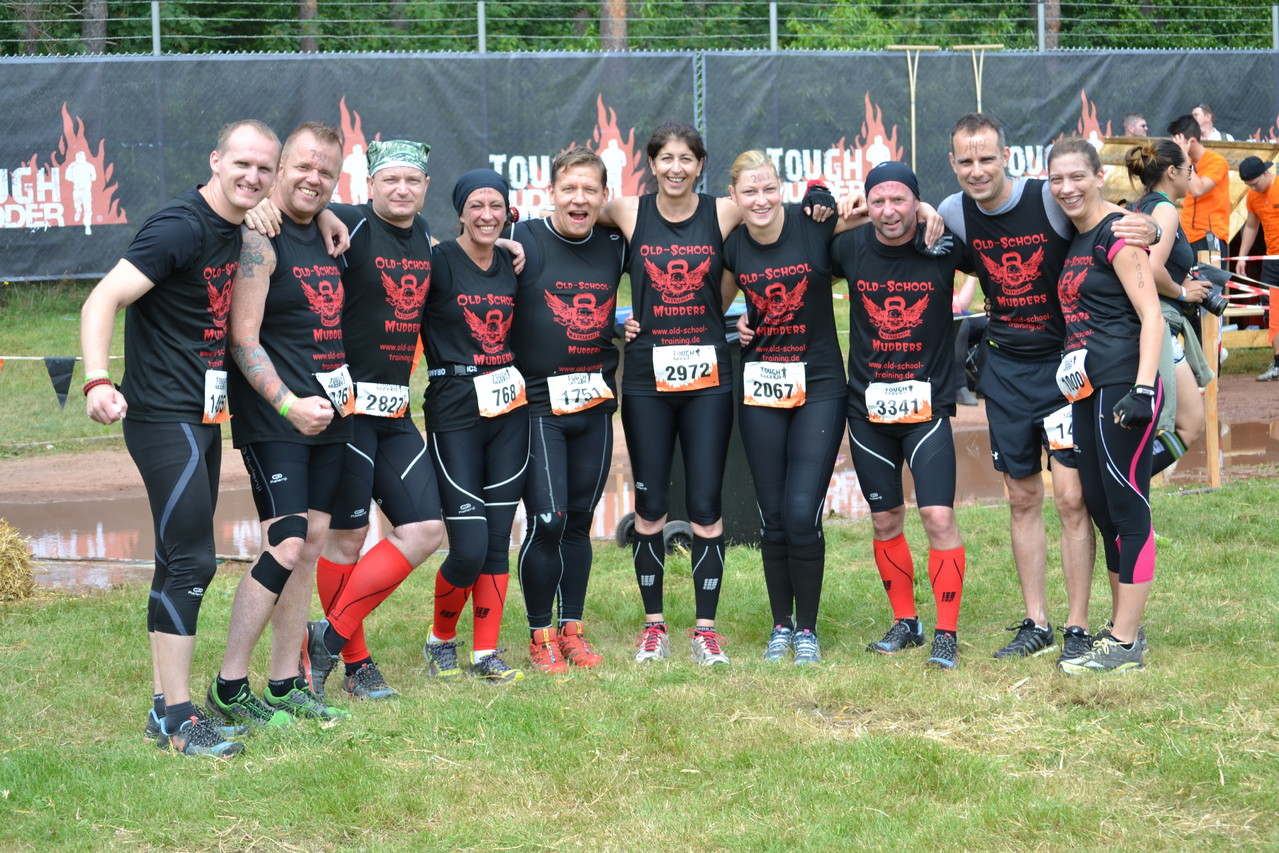 Tough Mudder North-West Germany 2013