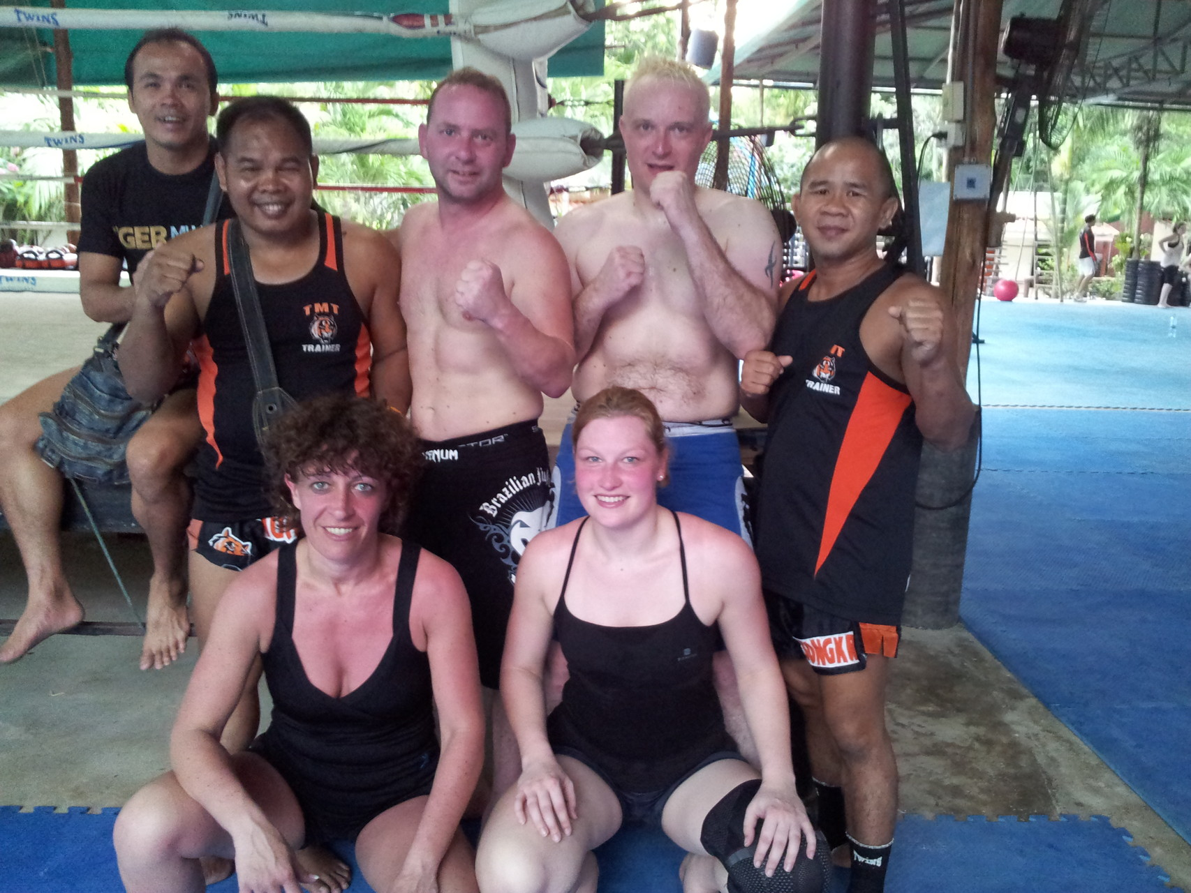 Tiger Muay Thai & MMA Camp Phuket 2013