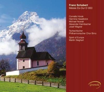Schubert: Es Dur Messe, Martin Sieghart, Gramola