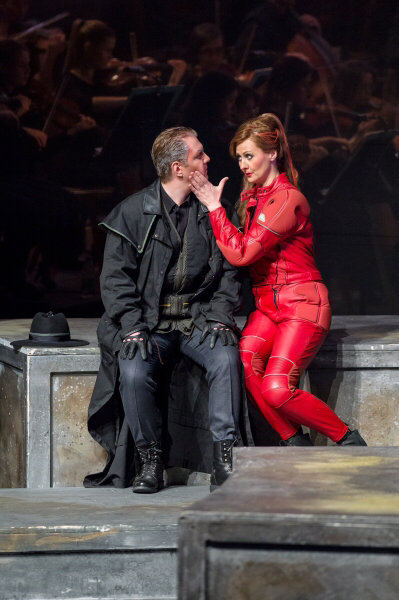 Wagner's Die Walküre with Vladimir Baykov  as Wotan and Hermine Haselböck as Fricka