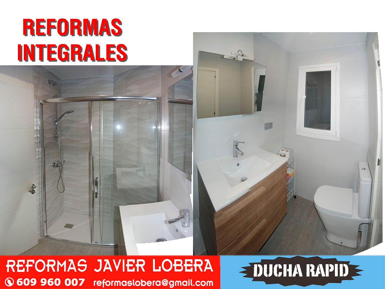 reforma integral ,baño